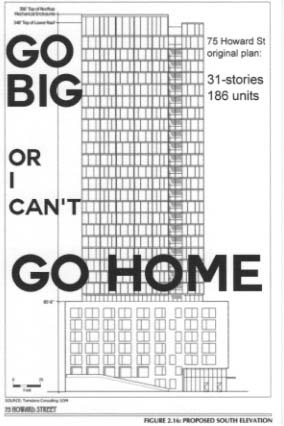 "Poster from Forum ""Go Big or I Can't Go Home"""