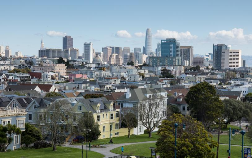 San Francisco pulls together despite adversity