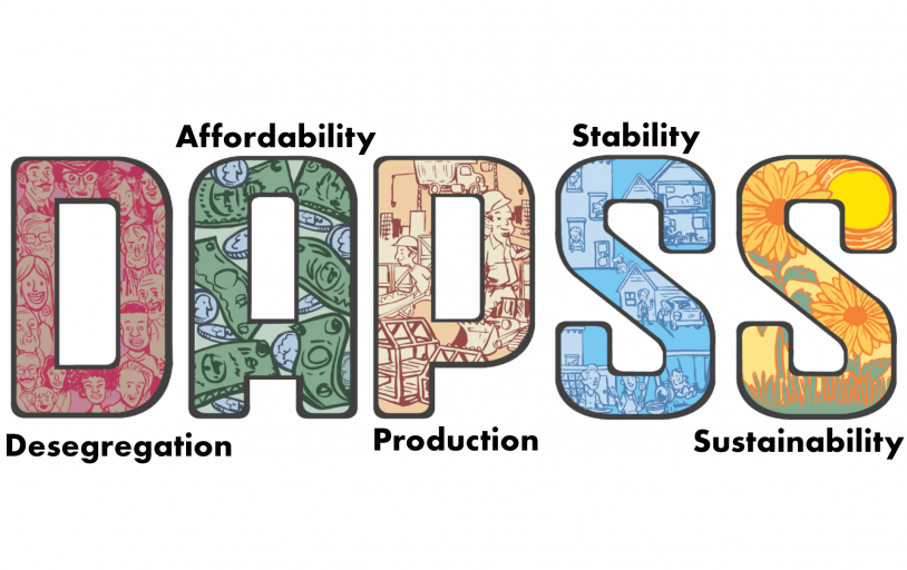 DAPSS: A Revolutionary New Framework For Planning Cities